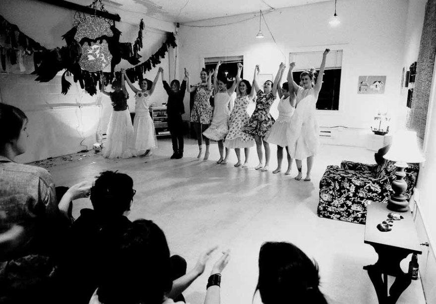 Coletivo de dança | 2007 - presente, Vancouver